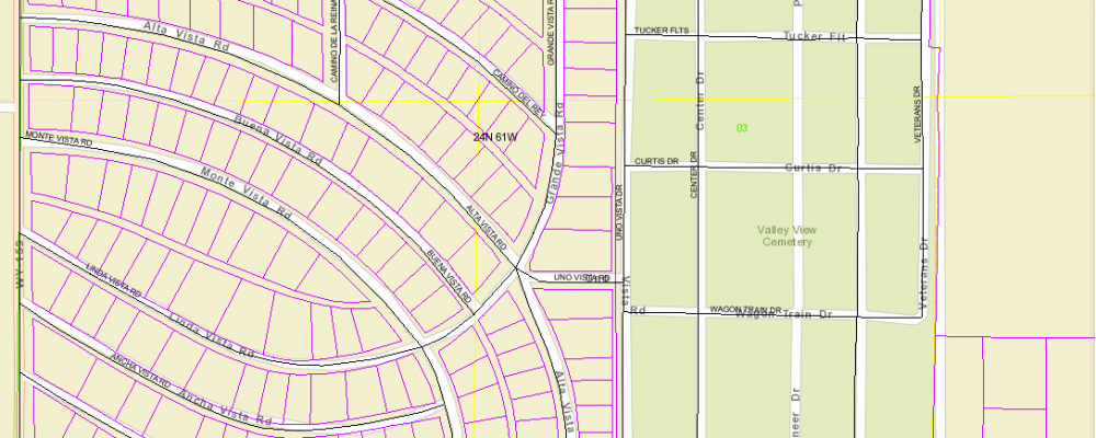 Digital Mapping of Real Estate for Planning and Zoning